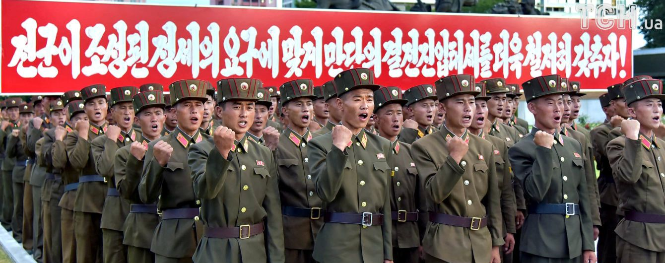КНДР хоче розв'язати війну - Гейлі