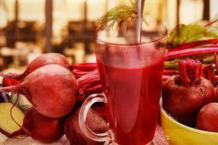Ферментированный свекольный квас: напиток для долгожителя