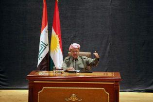 У Тиллерсона не получилось отговорить главу Иракского Курдистана от референдума о независимости