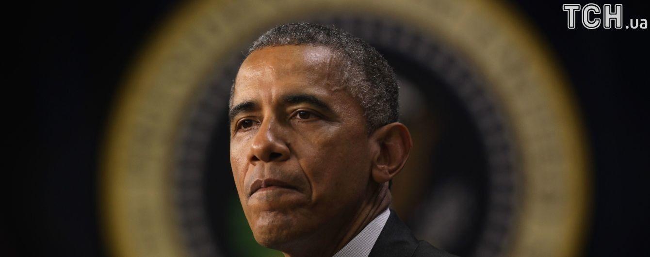 """""""Серйозна помилка"""": Обама розкритикував рішення Трампа вийти з ядерної угоди з Іраном"""