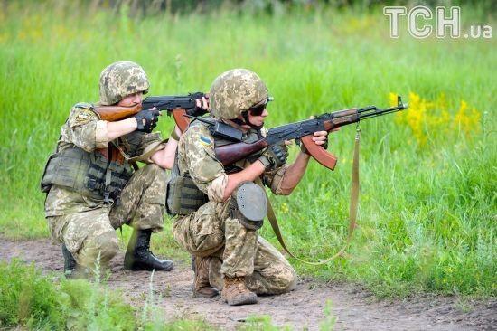 На Донбасі бойовики обстріляли позиції ЗСУ з артилерії