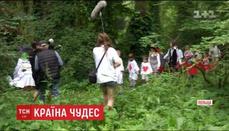 У Польщі діти, хворі на рак, знімають фільм за своїм сценарієм