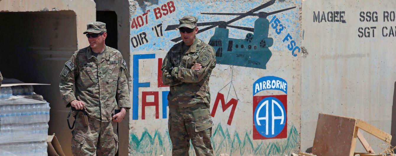 Иракское правительство заявило о сокращении американского контингента в стране