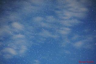 Літній зорепад: українець зафіксував метеорний дощ на фото