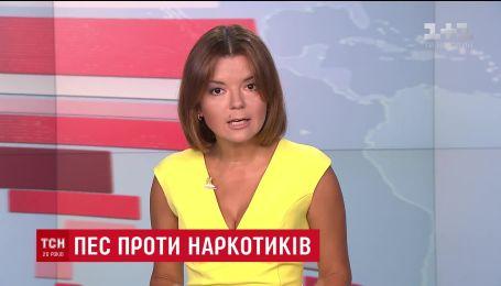 На Львовщине в пункте пропуска собака обнаружила крупную партию наркотиков