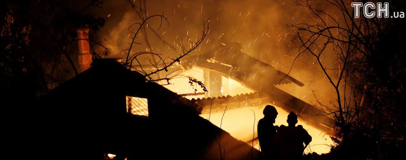 """Лісові пожежі в США та ураган """"Офелія"""". П'ять новин, які ви могли проспати"""