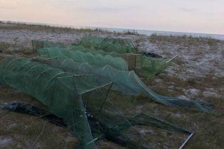 На Николаевщине браконьеры выловили более 40 тысяч креветок и 100 крабов из Красной книги