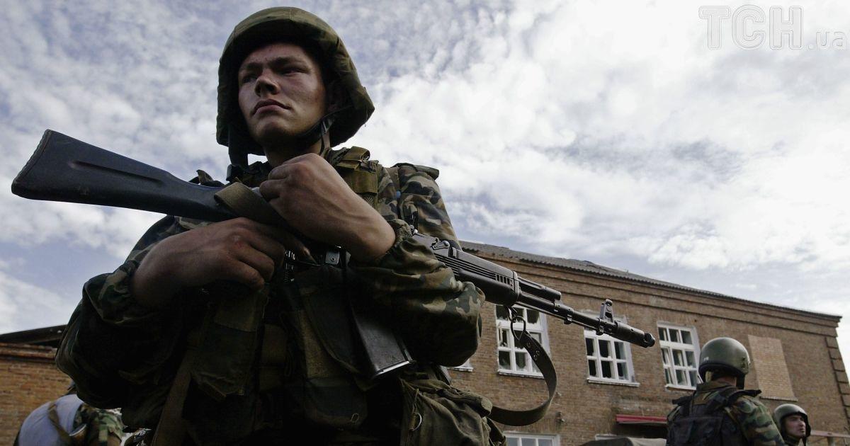 На кордоні з Україною вбили російського прикордонника
