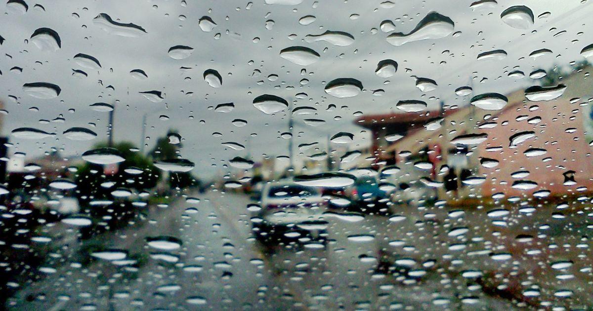 На дорогах Киева из-за дождя стремительно увеличилось количество ДТП