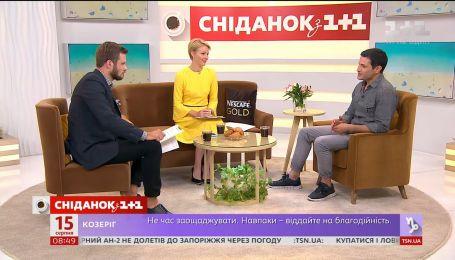 """Режисер Ахтем Сеїтаблаєв розповів про новий фільм """"Кіборги"""""""