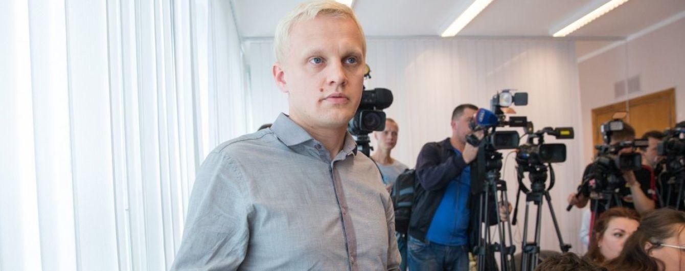 В ЕС призвали расследовать пожар в доме антикоррупционера Шабунина