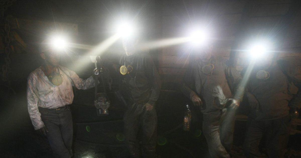 В оккупированной Макеевке произошел обвал в шахте
