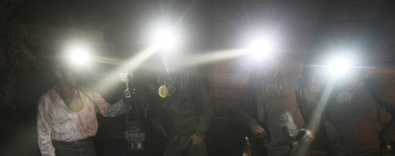 На Донеччині стався вибух на шахті - постраждали семеро гірників