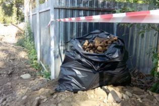 В Ивано-Франковске коммунальщики случайно нашли массовое захоронение жертв НКВД