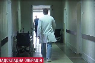Украинские нейрохирурги впервые провели операцию по лечению эпилепсии