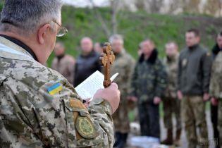 """Военные капелланы опасаются, что за политическими событиями в Раде могут забыть про """"их"""" закон"""