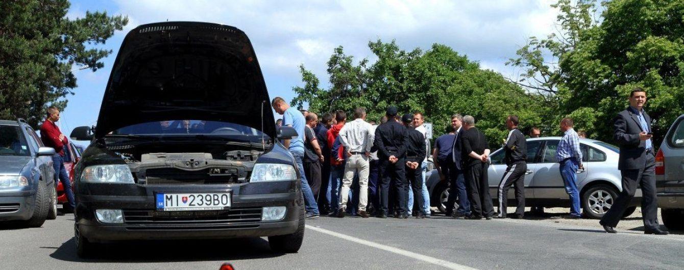 4,5 тисячі аварій та понад 40 загиблих. У МВС оприлюднили статистику ДТП авто на іноземних номерах