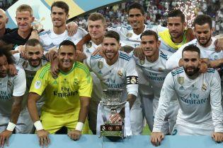 """Сім гравців """"Реалу"""" увійшли до списку претендентів на звання найкращого гравця ФІФА"""