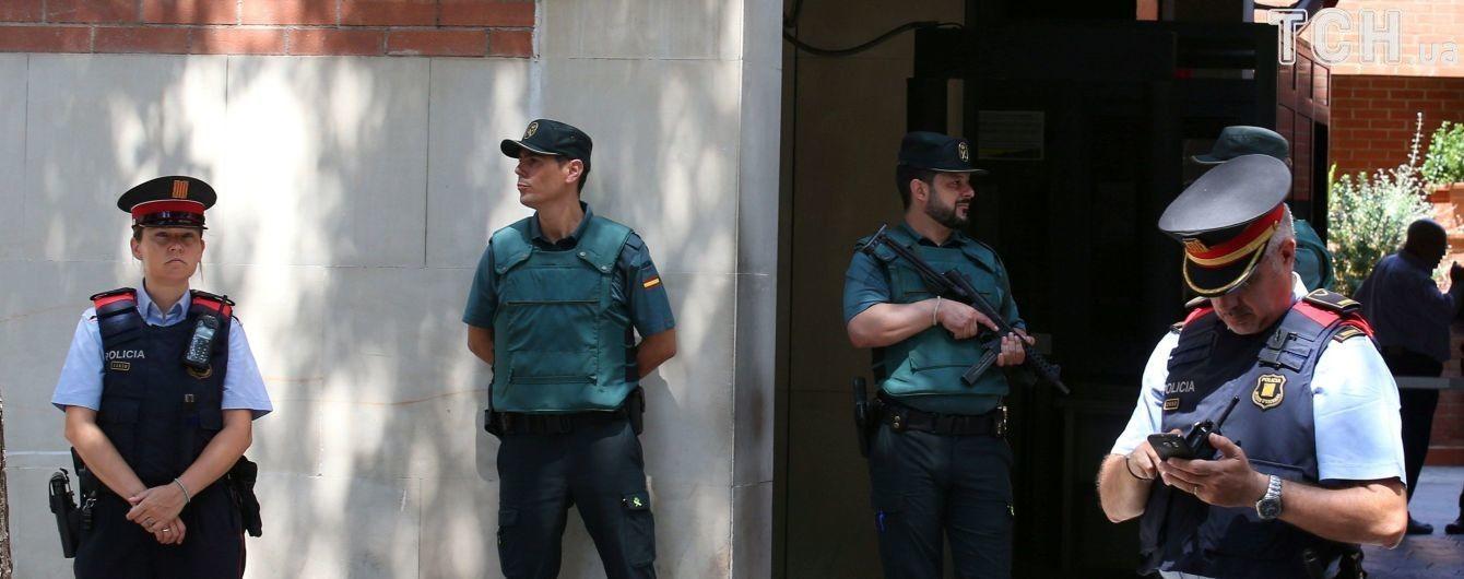 В Каталонии считают нападение на полицейский участок терактом