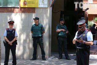 У Каталонії вважають напад на поліцейський відділок терактом