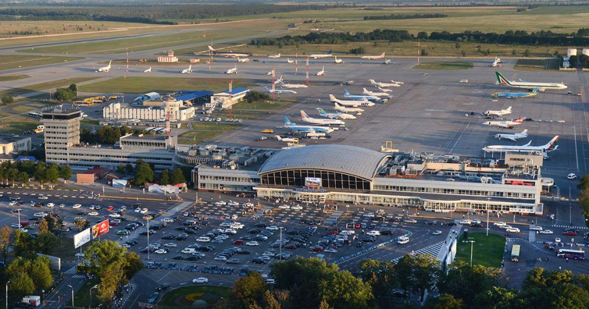 """В аэропорту """"Борисполь"""" построят еще одну взлетно-посадочную полосу"""