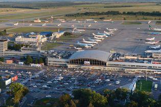 """У """"Борисполі"""" аварійно приземлився літак Anda Air"""