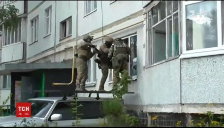 У Харкові затримали лідера проросійської групи, метою якої були теракти і вбивства політиків