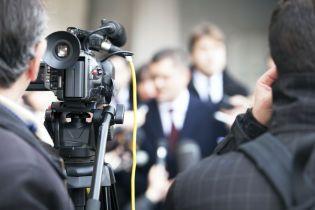 """""""Сделаем все возможное"""". В """"Слуге народа"""" пообещали, что журналисты в Украине будут чувствовать себя в безопасности"""