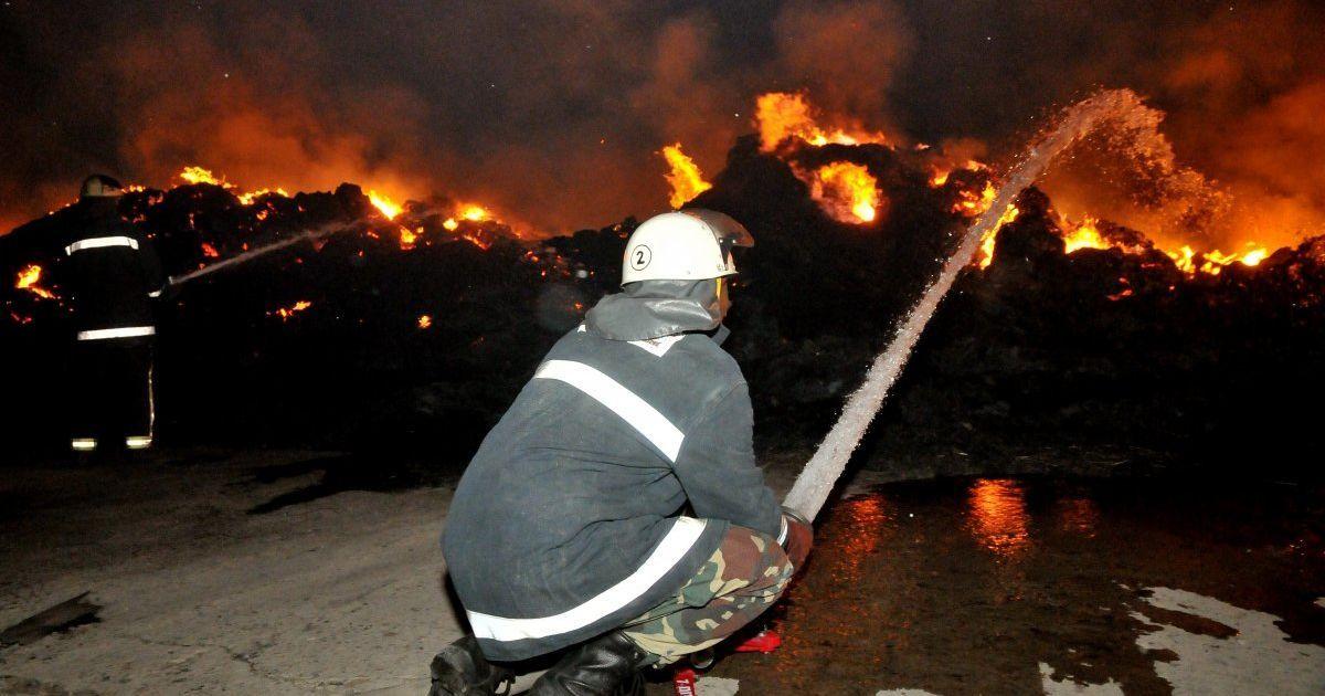 У Києві в переході на Хрещатику сталася пожежа
