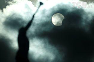 У п'ятницю, 13-го, земляни побачать сонячне затемнення