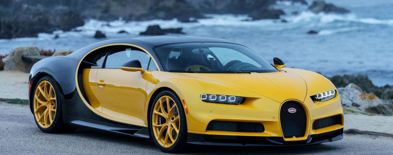 Bugatti печатают тормоза на 3D принтере