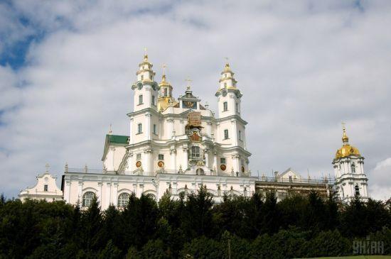 Поліція розслідує передавання Почаївської лаври Московському патріархату