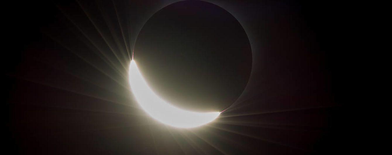 У суботу земляни зможуть помилуватися сонячним затемненням