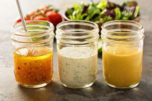 22 заправки для салатів: що чим заправляти