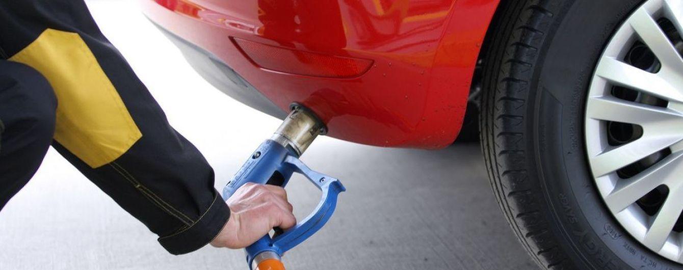 Найпопулярніші українські АЗС підняли вартість автогазу