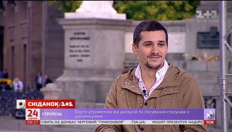 """Автор проекту """"Україна. Повернення своєї історії"""" Акім Галімов розповів про виставку"""