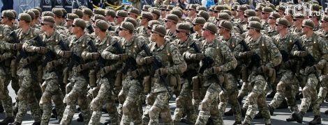 У Міноборони вважають, що зарплату військовослужбовцям потрібно підвищити вдвічі