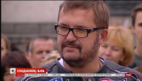 Олександр Пономарьов пам'ятає всі свої виконання гімну України