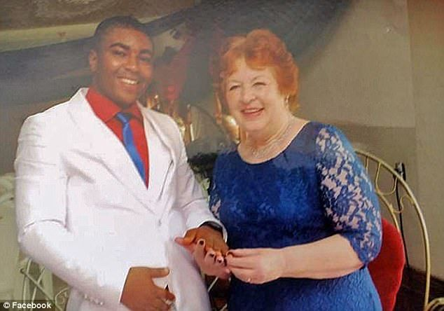 Британська пенсіонерка одружилась з нігерійцем_1