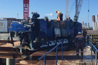На Кубани в результате падения автобуса в море погибли 17 человек