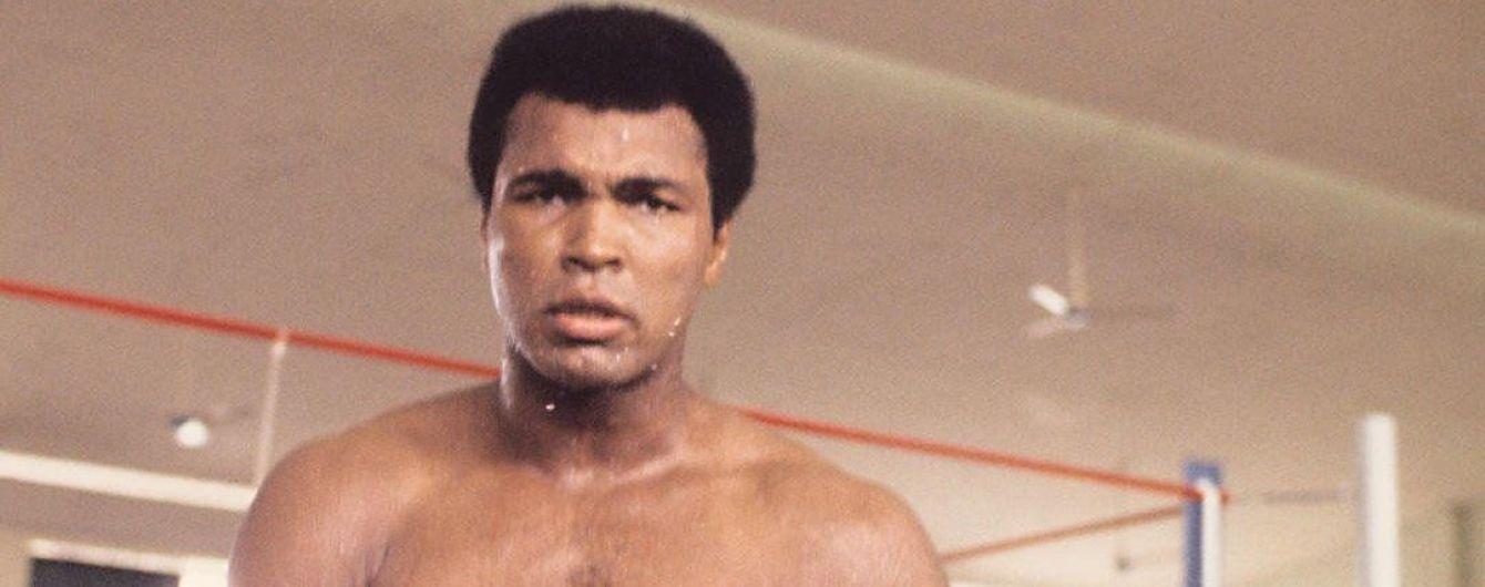 Легендарный Мохаммед Али выходил на ринг с болезнью Паркинсона