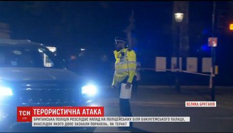 Под Букингемским дворцом 26-летний парень мечом ранил трех милиционеров
