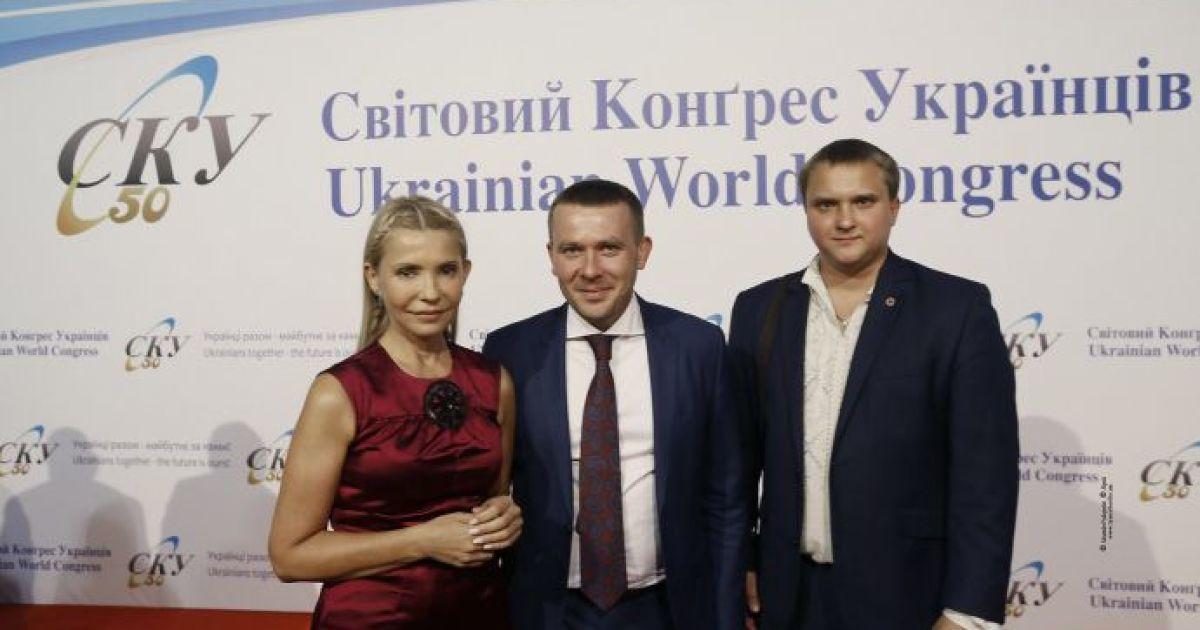 """Юлія Тимошенко @ """"Батьківщина"""""""