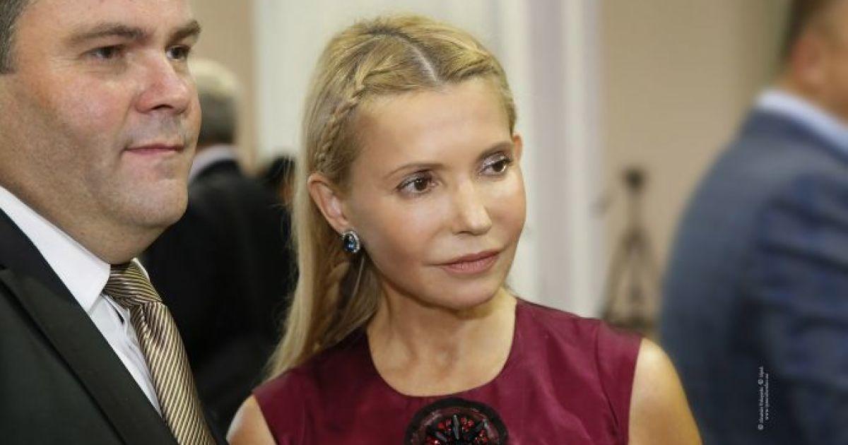Тимошенко балотуватиметься в президенти України