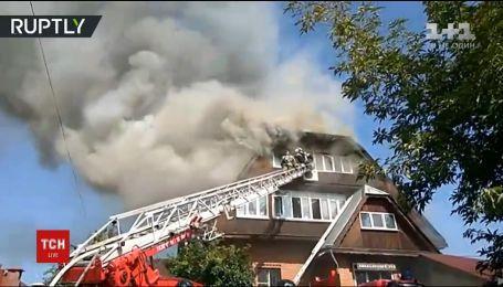 У Красноярську згорів будинок для літніх людей, троє – загинуло