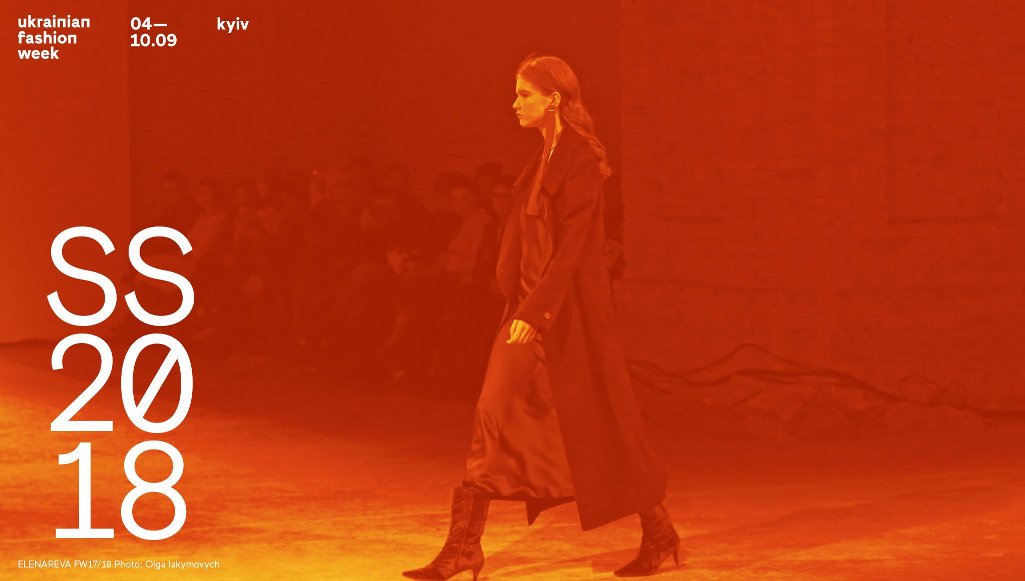 Ukrainian Fashion Week SS18