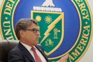 Міністр енергетики США відвідає Україну