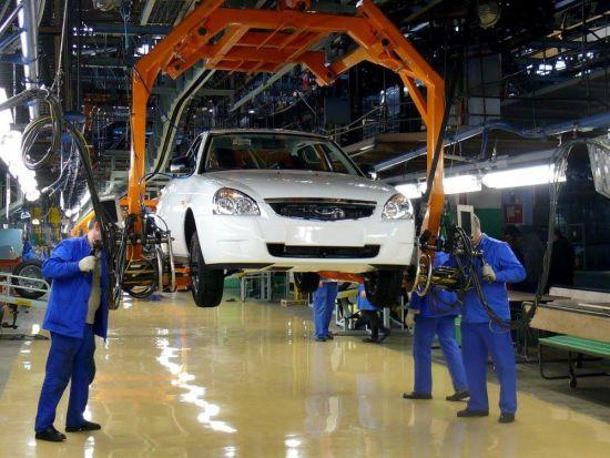 Американська General Motors продала свою останню частку в автозаводі в Росії