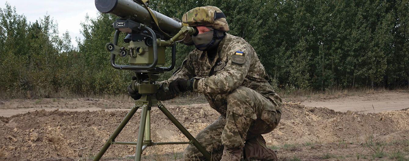 """Не хуже Javelin: украинская армия приняла на вооружение новейший ракетный комплекс """"Корсар"""""""