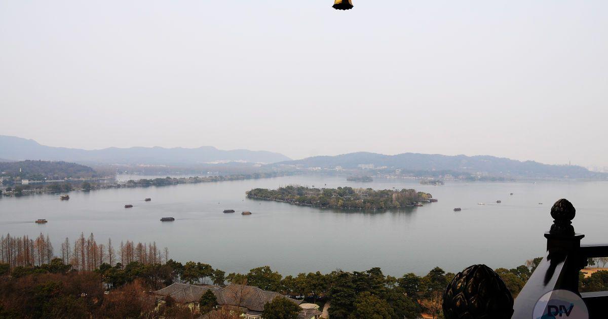 Місто Ханчжоу